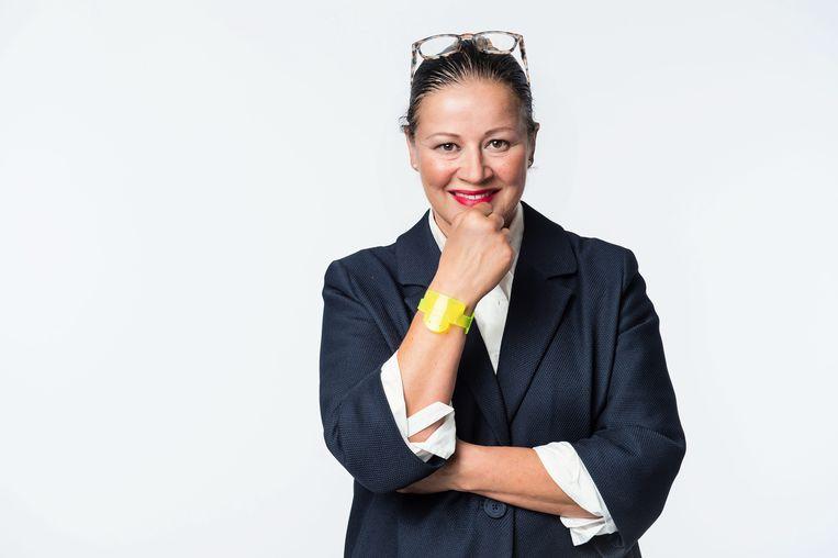 Klara-netmanager Chantal Pattyn.