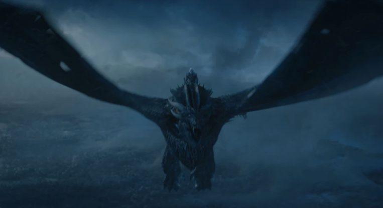 De Night King is er!