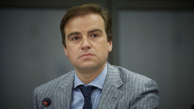 VVD-Kamerlid Malik Azmani. Beeld anp