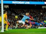 Man City speelt verrassend gelijk tegen Crystal Palace