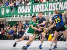 DVO rekent moeiteloos met hekkensluiter af, KV Wageningen neemt revanche op zichzelf