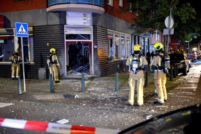 De aanslag in de Haagse Schilderswijk vorige maand op het reisbureau van de vader van Reda N.