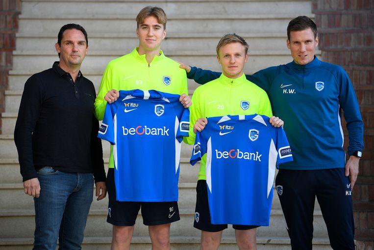 Racing Genk haalde met Thorstvedt en Daehli twee Noren aan het begin van de transferperiode.