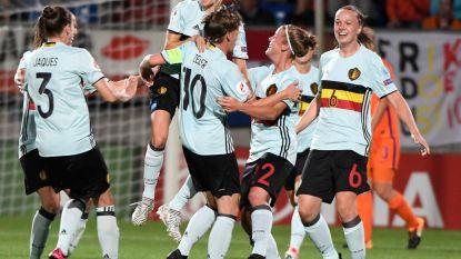 Belgische voetbalbond weigert Auwch Award van Vrouwenraad
