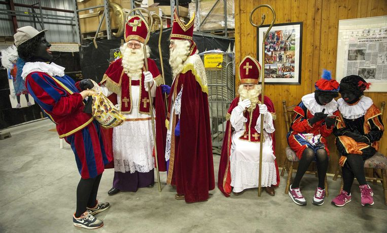 Sinterklaas En Zwarte Piet Immaterieel Erfgoed De Volkskrant