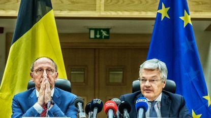 """""""Het stopt maandag"""": informateurs Vande Lanotte en Reynders geven opdracht terug"""