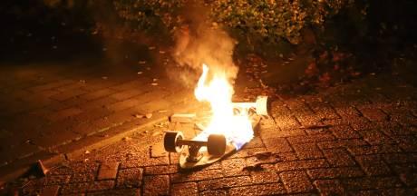 Elektrisch skateboard vliegt in brand in woonkamer van Tiels huis
