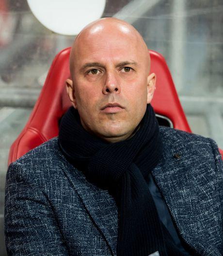 Feyenoord wil AZ-trainer Arne Slot uit Bergentheim als opvolger Dick Advocaat