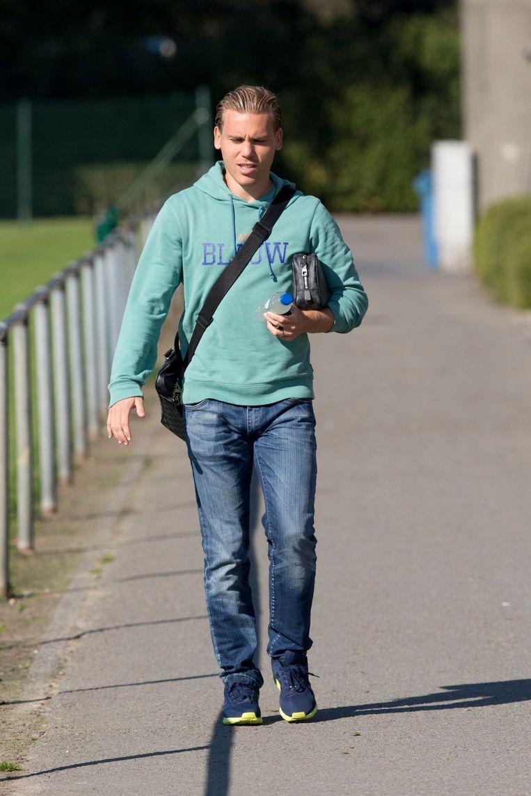 Ruud Vormer is bijna verlost van een vervelende voetblessure