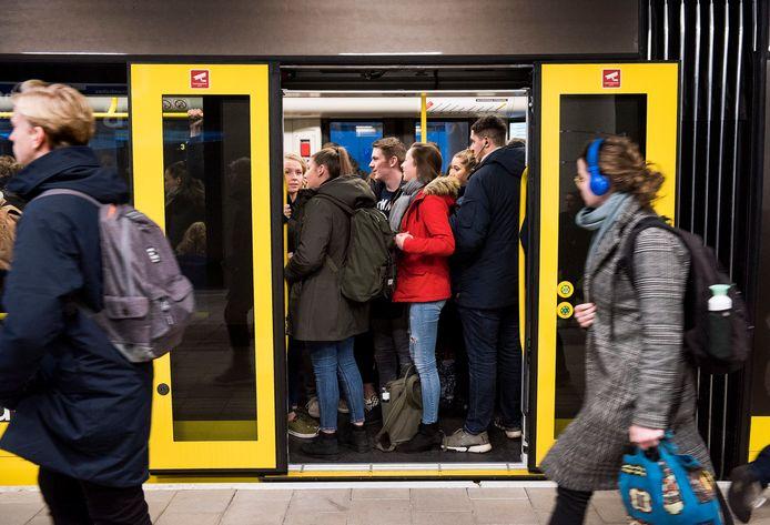 De Uithoflijn in Utrecht rijdt sinds 2019