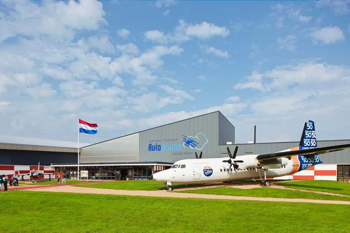 Modelbouw in Actie is bij luchtvaartthemapark Aviodrome in Lelystad.