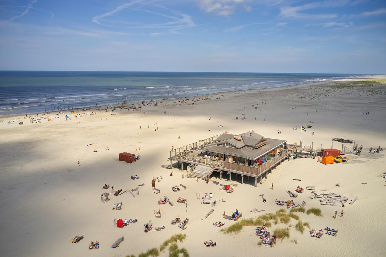 Paviljoen West aan Zee. Beeld Niels Stomps & Femke Doove