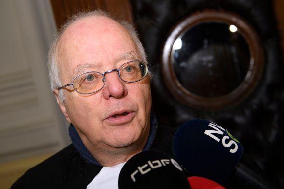 Alain Berenboom, advocaat van koning Albert II. (archieffoto)