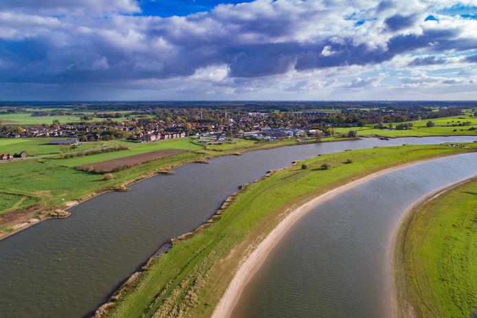 Nu de voorkeursvarianten zijn vastgesteld kan het waterschap verder met het uitwerken van plannen voor versterking van de IJsseldijk tussen Zwolle en Deventer.