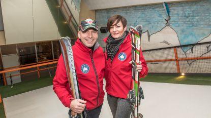 Celine en Wim zijn de nieuwe gezichten van ski- en snowboardschool Mont Blanc