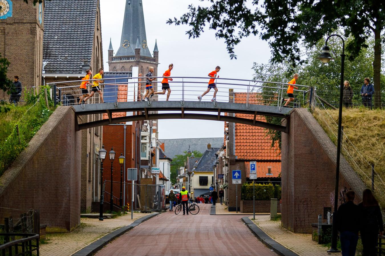 Geen Stone City Run in Steenwijk dit jaar in verband met corona.