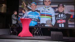 """Albert over Koppenbergcross: """"Bij regen zal over de finish gelopen worden in plaats van gefietst"""""""