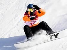 Maas vierde op slopestyle bij WK snowboard
