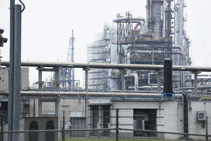 Fabrieken op Chemelot.