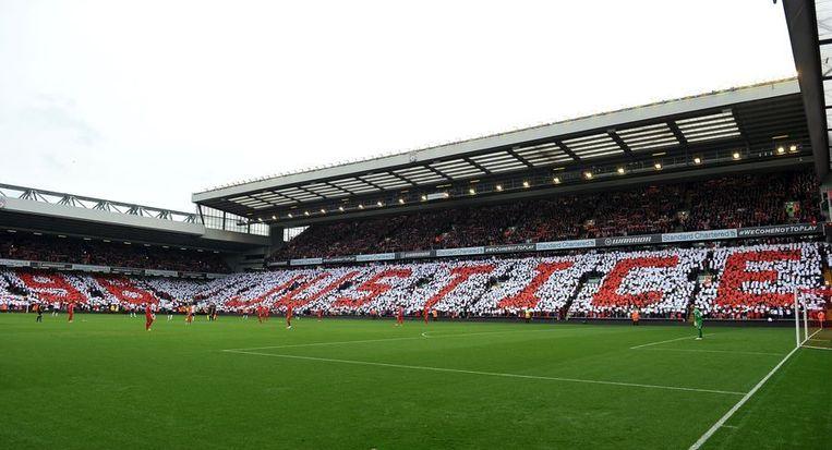 Anfield. Beeld AFP