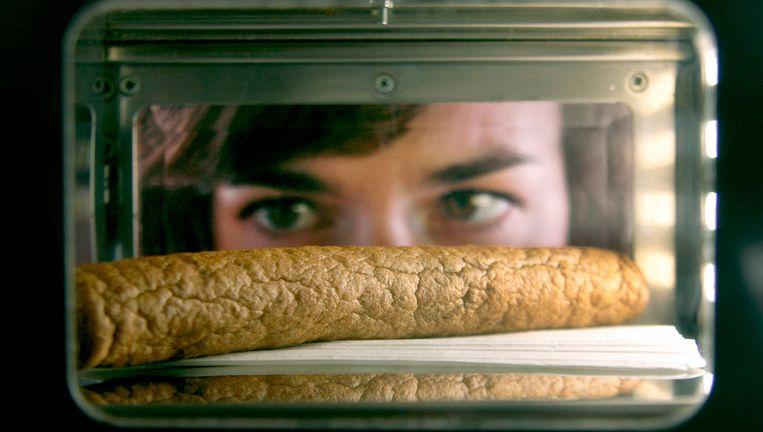 Vleesverlangen (Need for Meat) van Marijn Frank. Beeld Maarten Remmers