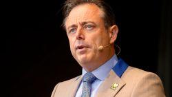 """De Wever: """"Alleen een stem voor N-VA kan rood-groene dominantie vanuit Wallonië afblokken"""""""