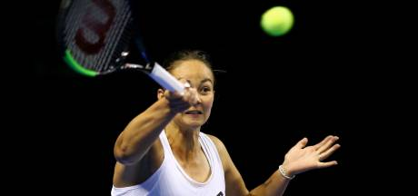 Kerkhove verrast Wickmayer en gaat naar tweede voorronde Roland Garros