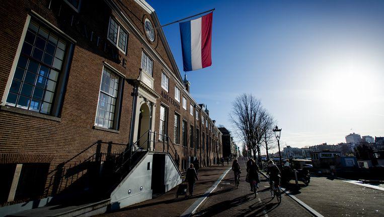 Het museum wordt gevestigd in een ruimte van de Hermitage in Amsterdam. Beeld anp