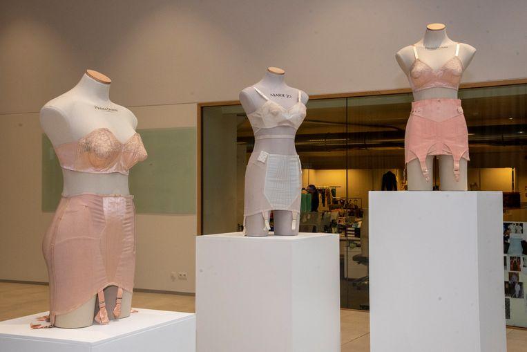 Van De Velde Lingerie begon als een atelier in corsetten.