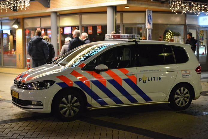 Overval Albert Heijn in Breda