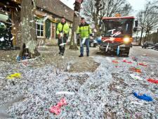 Gennep en Sint Anthonis verbieden plastic confetti, andere gemeenten staan het nog toe