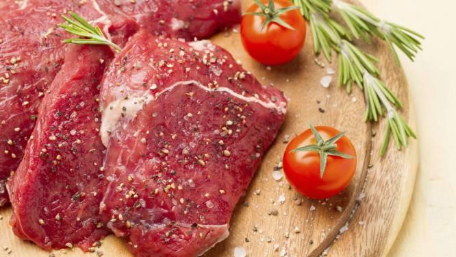 Driemaal per week rood vlees eten verhoogt kans op vroege dood met 10%