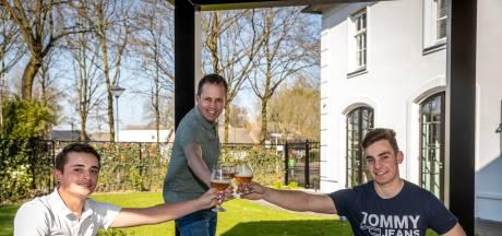 Bier voor Stippents Huisfeest wordt thuisbezorgd