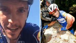 KOERS KORT. Gilbert zit na horrorcrash terug op de fiets - Lampaert verlengt contract bij Quick.Step - Bak verlaat Lotto
