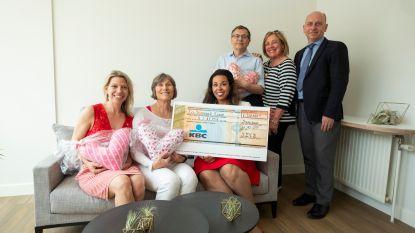 """Borstkankerpatiënten krijgen 'lounge' in AZ Klina: """"Hier kunnen ze tot rust komen in huiselijke sfeer"""""""
