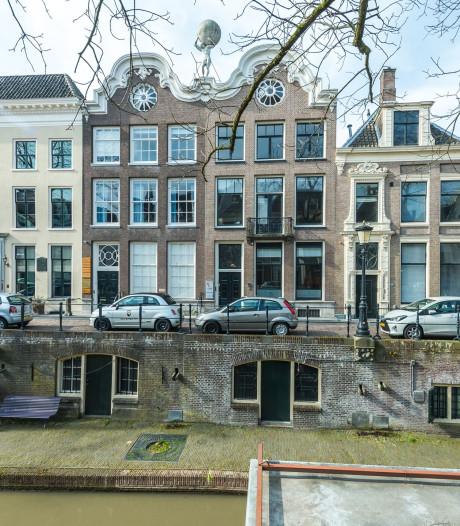 Deze 5 fantastische grachtenpanden staan te koop in Utrecht