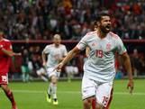'Lucky' Diego Costa helpt Spanje voorbij ontregelend Iran