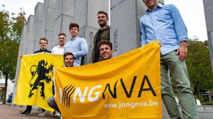 Jong N-VA Zandhoven schiet uit de startblokken