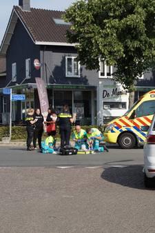 Vrouw gewond op straat na aanrijding in Vlijmen