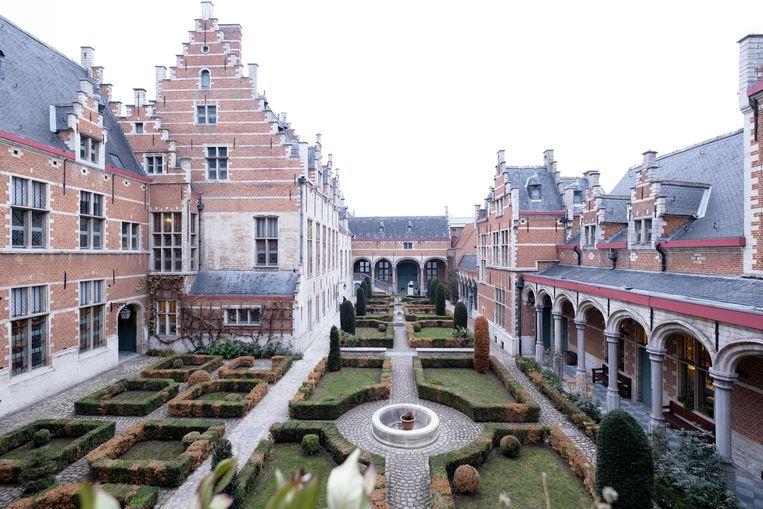MECHELEN - Het gerechtsgebouw in Mechelen