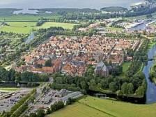 Plan: nieuwbouw Aldi bij beschermde vesting van Elburg