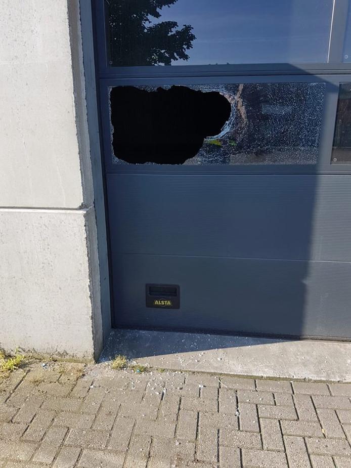 Zaak aan Kempenbaan in Rijen doelwit van inbraak