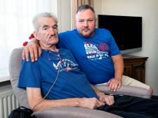 Utrechter die voor zieke vriend Vierdaagse liep, moet stoppen: 'Ik viel flauw door emoties'