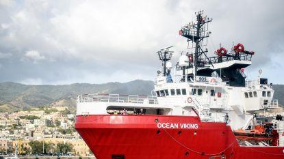 Ocean Viking redt opnieuw 74 migranten voor Libische kust