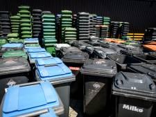 Tropenrooster voor Saver: afvalbak vóór 07.00 uur aan straat zetten
