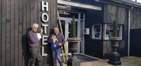 De Gloepe in Diffelen is 'Beste pittoreske hotel van Nederland'