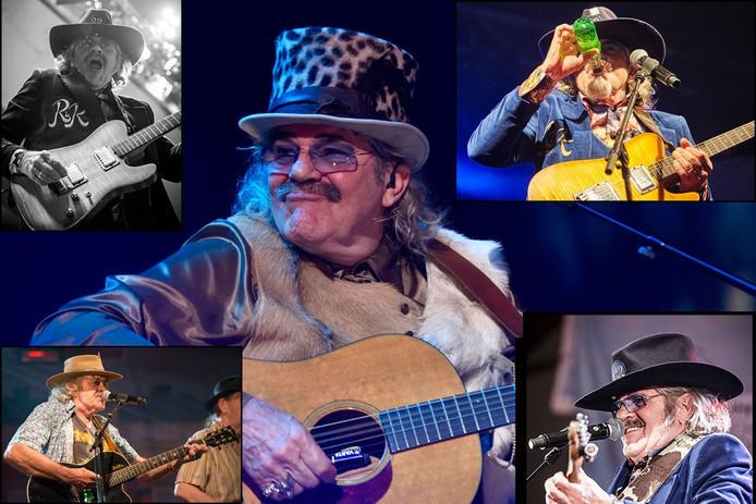 Vijf foto's van Bennie Jolink in het laatste jaar van Normaal.