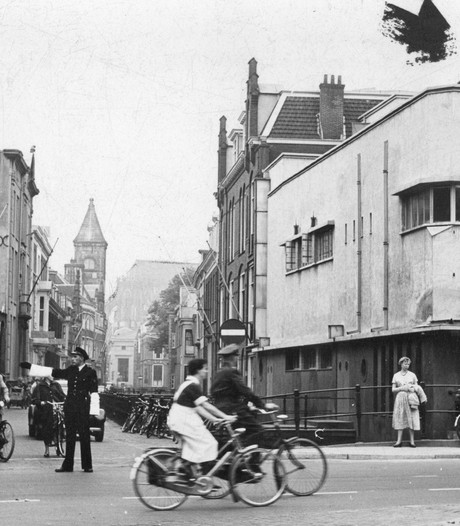 Nooit meer door rood op de Voorstraat?