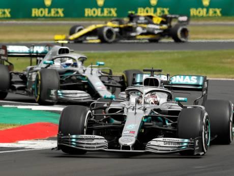 LIVE | Hamilton en Bottas testen volgende week op Silverstone, ook vijf wissels per team in Premier League