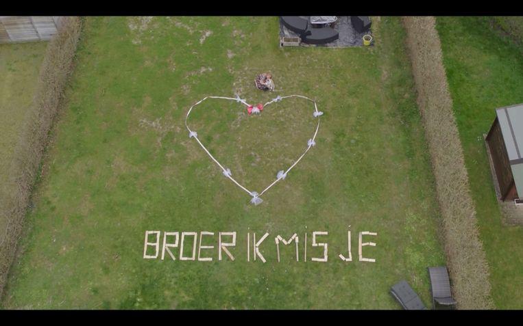 Dronebeelden uit Borgloon.